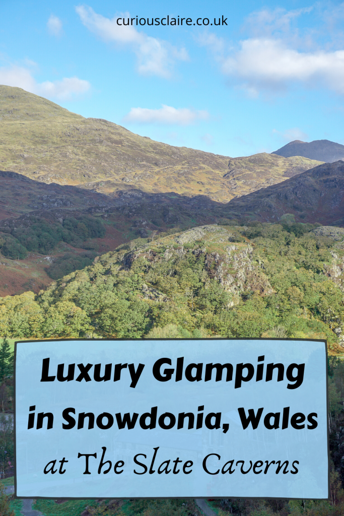 Many people visit Snowdonia for all the local adventure activities. To make the trip perfect consider going glamping in Snowdonia at The Slate Caverns - these luxury safari lodges have the comfort of home with the excitement of sleeping outside #wales #glamping #adventuretravel #northwales #uk #luxuryglamping #snowdonia #europe #walestravel | Glamping in Snowdonia | Glamping in North Wales | Luxury Glamping | Things to do in Snowdonia | Where to Stay in Snowdonia | Glamping in the UK