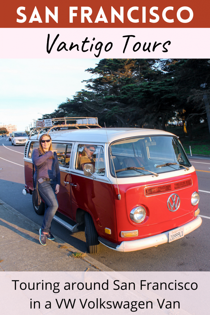 Looking for a unique way to explore San Francisco? How about hopping on a VW Volkswagen bus with Vantigo Tours and explore the city in style! #SanFrancisco #USA #california #USAtravel #unitedstates | San Francisco Bus Tour | Vantigo Tours | Things to do in San Francisco | Best Tours in San Francisco | Where to visit in San Francisco | San Francisco Sightseeing