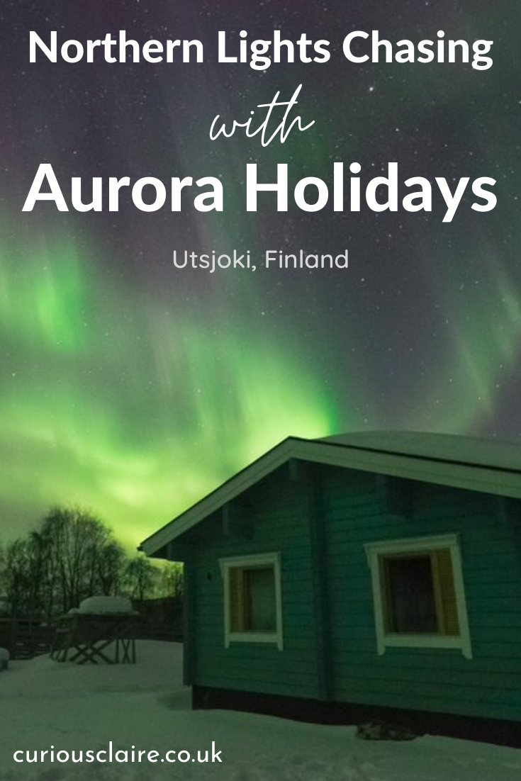 Always wanted to see the northern lights? They are incredible and should be on everyones bucket list! Here's why a stay at the family owned Aurora Holidays is the perfect place to stay if you want to almost guarantee you'll see the incredible light display