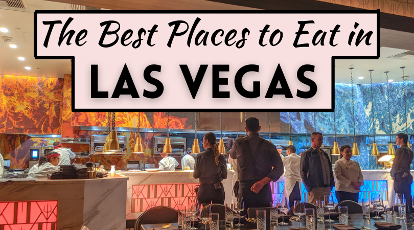Wondering where to eat in Las Vegas? You need this food guide! Here is a list to some of the best restaurants in Las Vegas