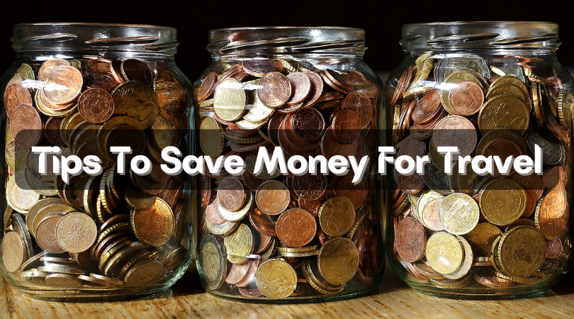 Want to take a big round the world trip but not sure how to save up the money? Use these tips and tricks to help save money for travel