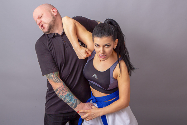 Take a self defence class to help mentally prepare for solo travel
