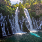 Looking to get out in nature? Here are 8 of the best waterfalls in California